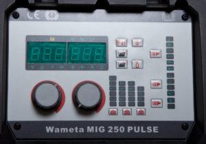 Hitsauskoneet | Wameta MIG 250 Pulse