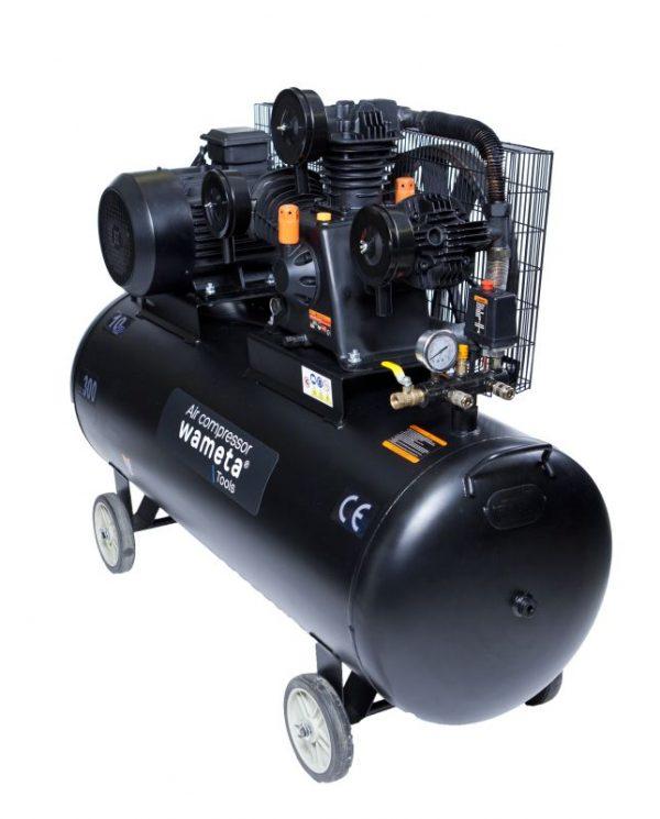 Wameta-kompressori 55KW 200 litraa